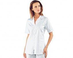 casaca-sanitaria-mujer-cremallera-manga-corta-isacco