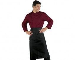 delantal-negro-burdeos-cocinero-isacco-rondin