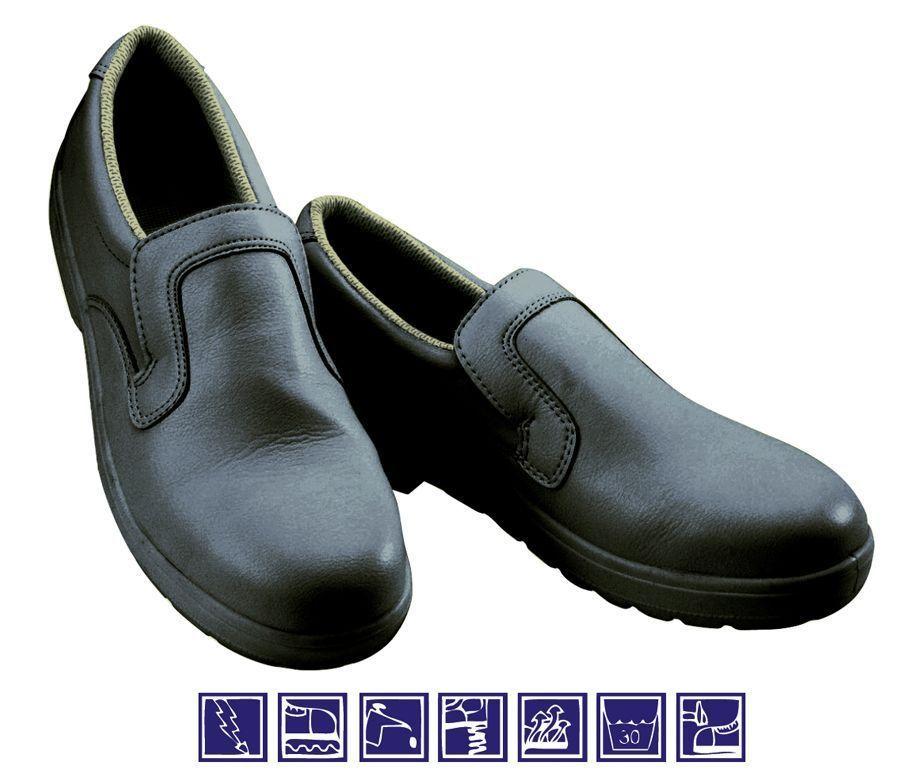 Skechers zapato de seguridad para dama car interior design - Zapatos de cocina antideslizantes ...