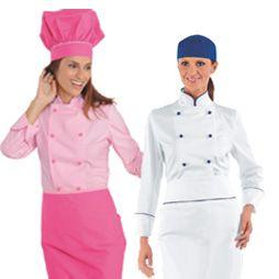 Chaquetas cocinera