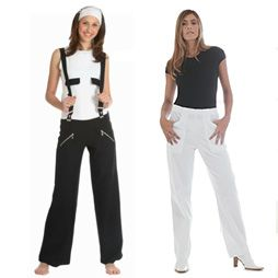Pantalones Peluquerías Mujer