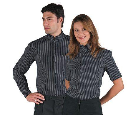 camisa camarero mao