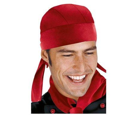 gorro de chef pirata