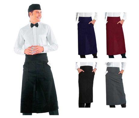 delantal frances camareros