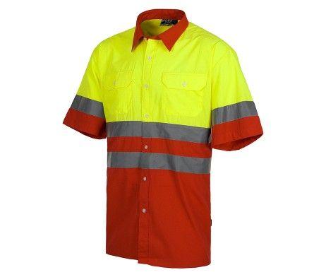 ropa de trabajo camisas industria construccion