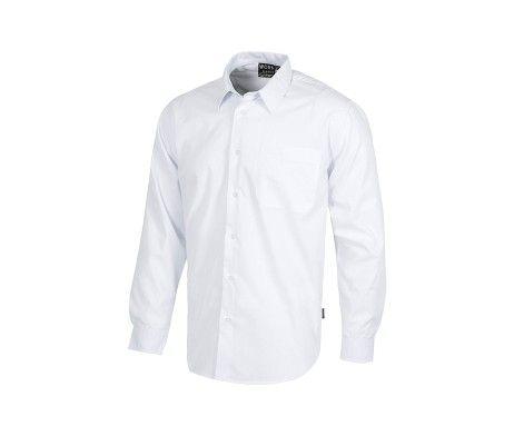 camisa de trabajo laboral blanco