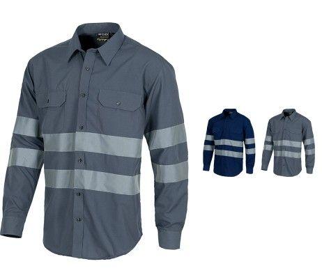 ropa de trabajo camisa industria construccion