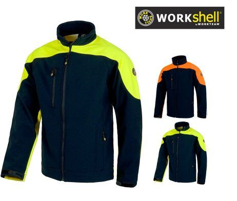 chaqueta para trabajar uso laboral impermeable