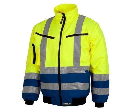ropa alta visibilidad workteam