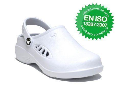 calzado sanitario homologado