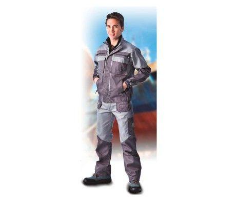 Pantalón uso laboral gris