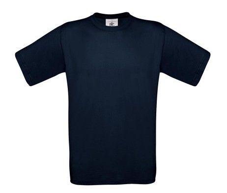 camiseta manga corta hombre marino