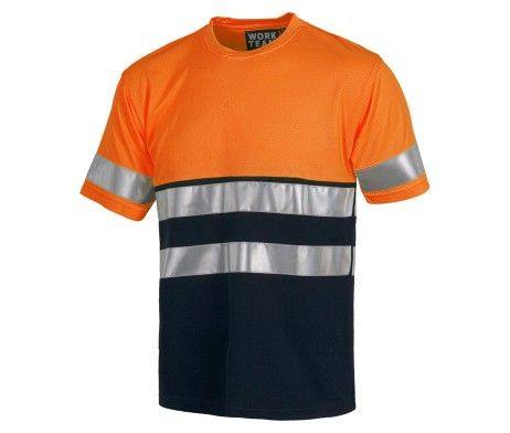 camiseta-alta-visibilidad-naranja