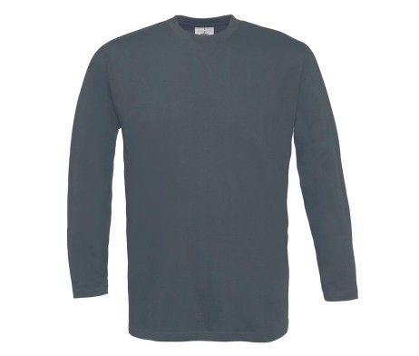 camiseta manga larga hombre marengo
