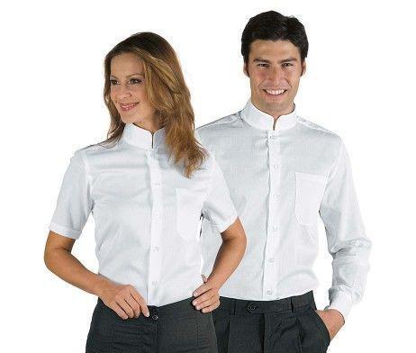camisa camarero original moderna diseño