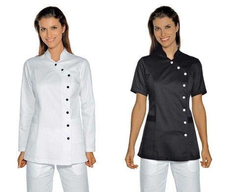 uniforme sanidad moderno