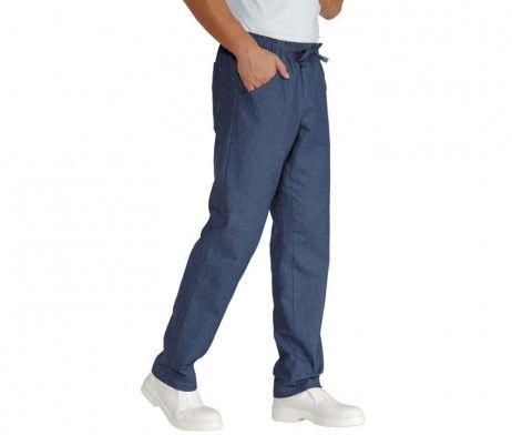 Pantalón tejido vaquero jeans