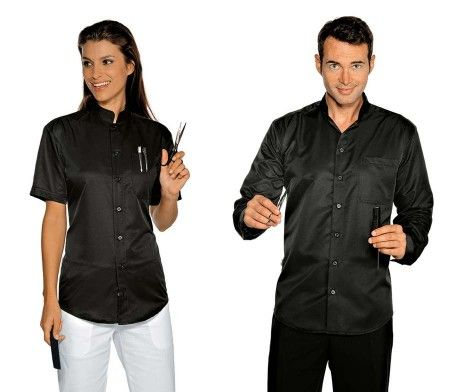 camisa antimanchas