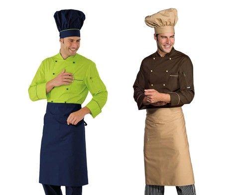 Chaqueta Cocinero Chef