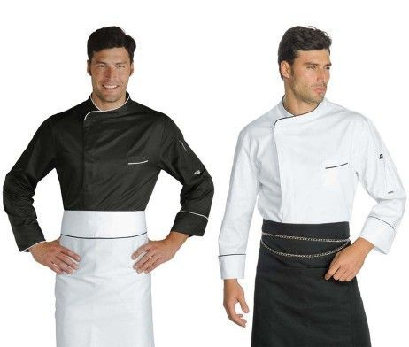 Chaqueta cocinero