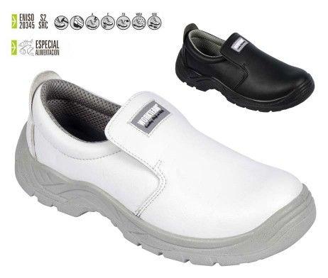 zapato proteccion alimentacion antideslizante P1402