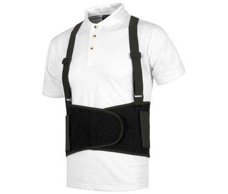 cinturón faja lumbar ajustable