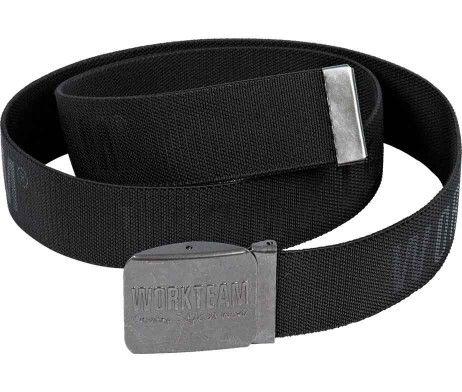 Cinturón elástico seguridad con hevilla