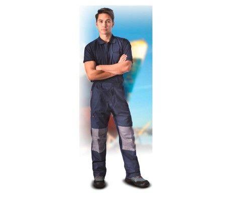 pantalón laboral con rodilleras