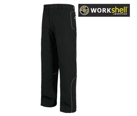 pantalón para el frío impermeable con interior poloar