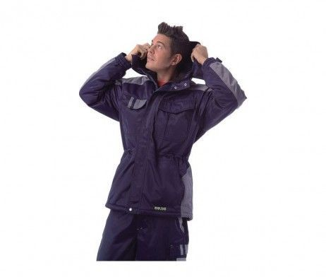 chaqueta anti manchas para invierno