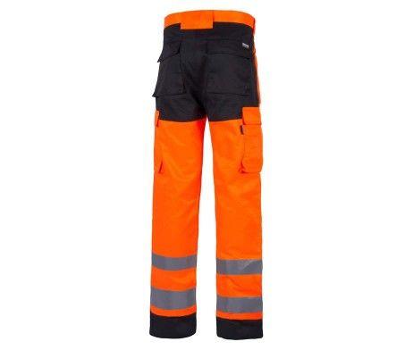 pantalón naranja alta visibilidad