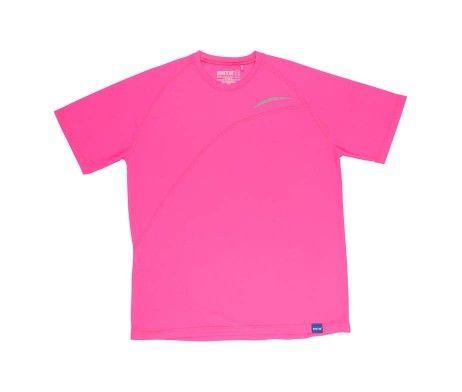 Camiseta deportiva rosa fucsia