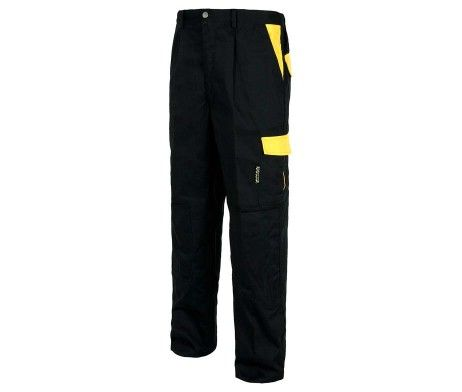 pantalon laboral alta resistencia negro