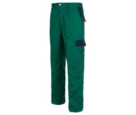 pantalon verde laboral alta resistencia