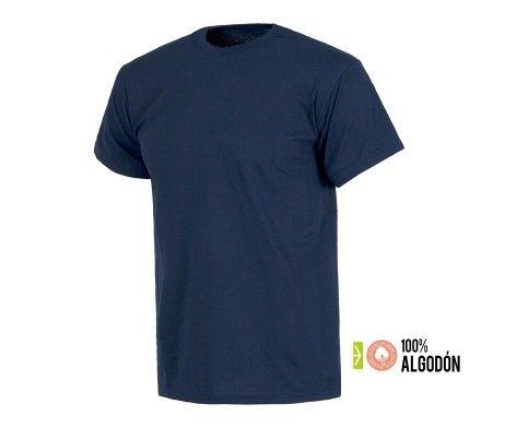 Camiseta de trabajo industria manga corta algodón