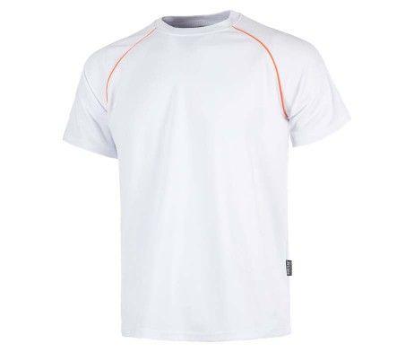 Camiseta tecnica servicios AV 100% poliester