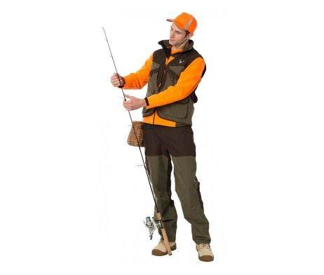 pantalón pescador impermeable caza