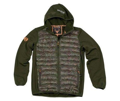 chaqueta de camuflaje