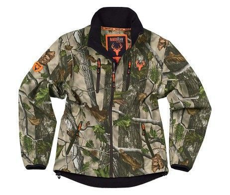 ropa cazadores de camuflaje