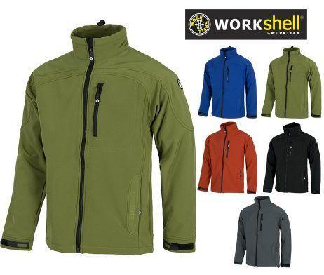chaqueta de uso laboral impermeable