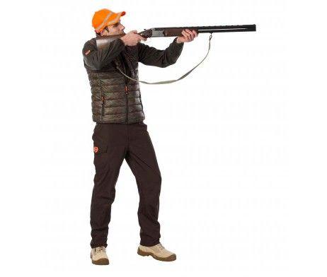 pantalón protección viento impermeable para cazar