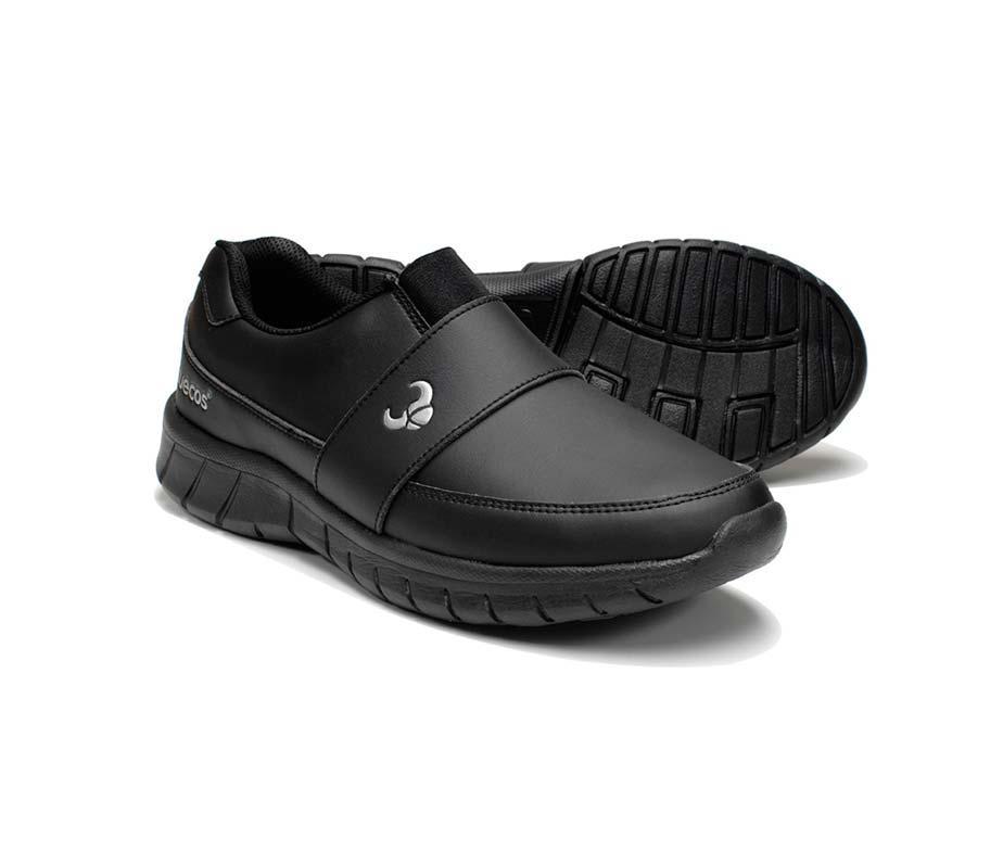Zapato muy c modo para trabajar de pie - Zapatos antideslizantes cocina ...
