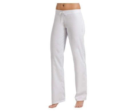 pantalón laboral cintura baja