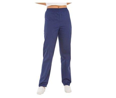 pantalón sanitario azul marino uniformes médicos España