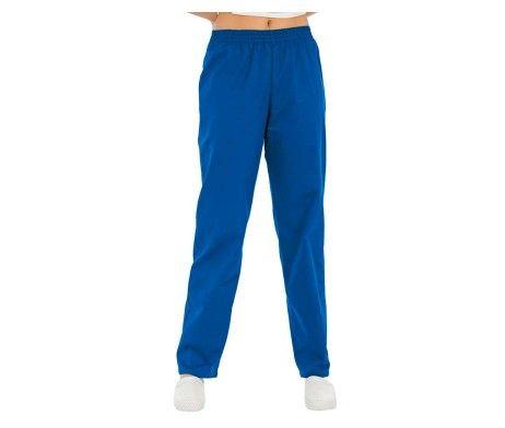 pantalon enfermeros y médicos color azulina