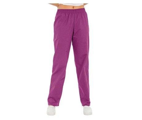 pantalón violeta sanitario centro de estetica