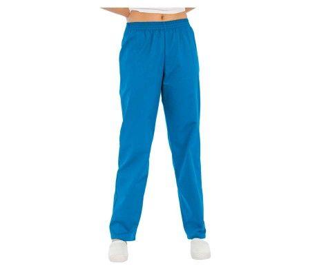 pantalon enfermeros y médicos color azuli