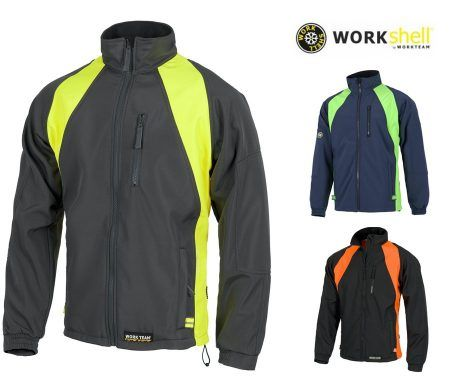 Chaqueta Trabajo Térmica WORKSHELL Combinada AV WF1640