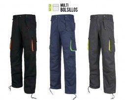 muy baratas estilos frescos nueva productos calientes Pantalones de trabajo contra el frío y la lluvia. Pantalones ...