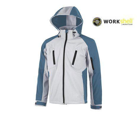 Chaqueta Trabajo Termica Frio Polar Reflectante WORKSHELL